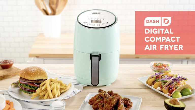 Best Dash Compact Air Fryer Reviews in 2020