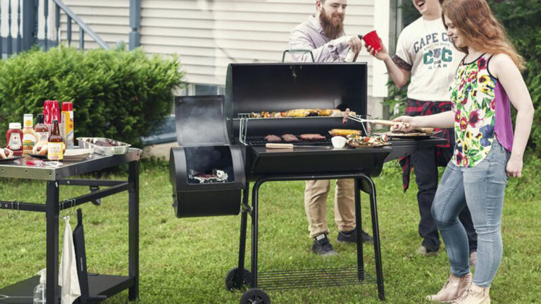 Top 6 Best Charcoal Grill with Smoker in 2020: Reviews and Buying Guide